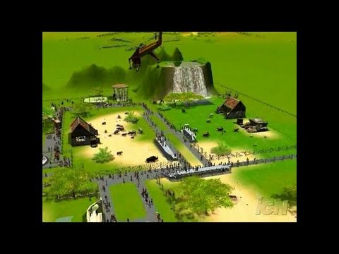 RollerCoaster Tycoon 3: Wild! PC Games Gameplay -