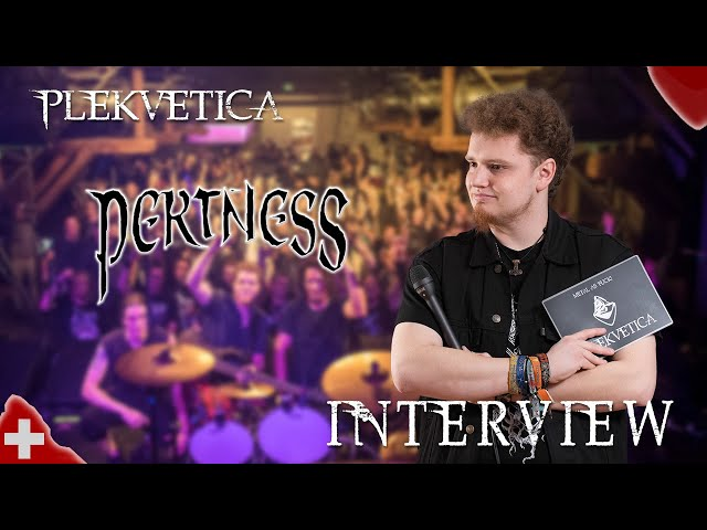 [ Interview ] Pertness (2018) |  Swiss Highland Metal