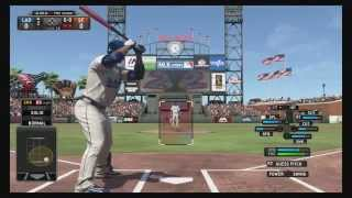 MLB 14: The Show: Los Angeles Dodgers Vs. San Francisco Giants (2015 Roster Preview)