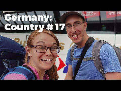 Germany - We LOVE your easy & clear metro! Day 89