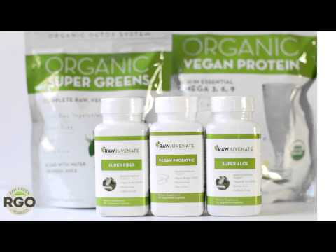 Shop Raw Green Organics!