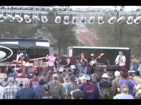 Dixie Tradition (Jonathon) at Mudstock 2009 (cover) 8 second ride