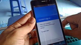 Mengatasi Tidak Bisa Login\/Buat Akun Google Di Android