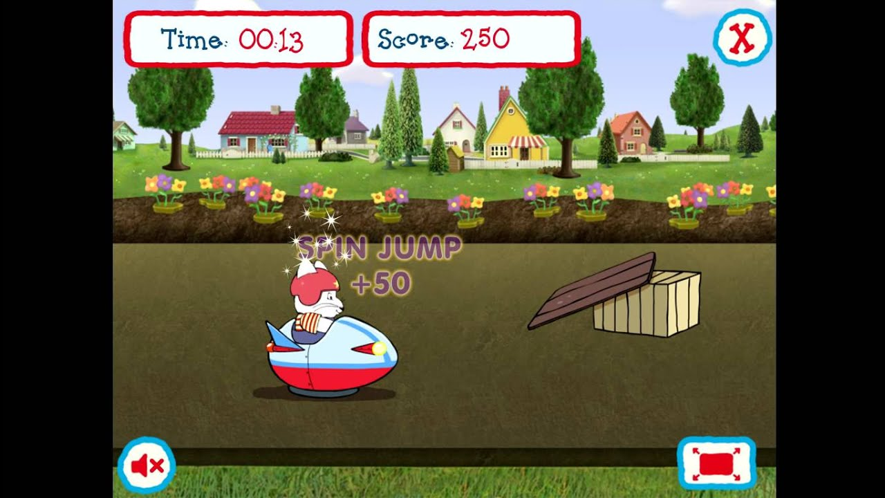 max and ruby speedy max game with music youtube