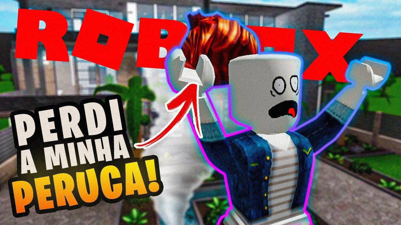 O FURACÃO TIROU MINHA PERUCA!!! 🤣   Roblox Natural Disaster Survival  #06