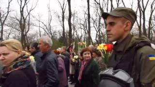 Бандеровские бесы, вон из Одессы !!!  10.04.16