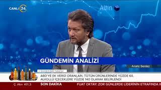 24 Ekonomi Müdürü Sadi Özdemir: Brunson meselesi Türk yargısının kararıyla çözülecek