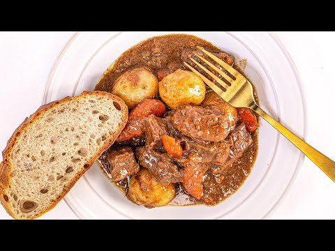 How To Make Beef And Guinness Stew By Donal Skehan