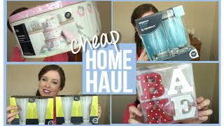 Affordable Homeware Haul! + Bloopers! | SophieSpotlights Thumbnail