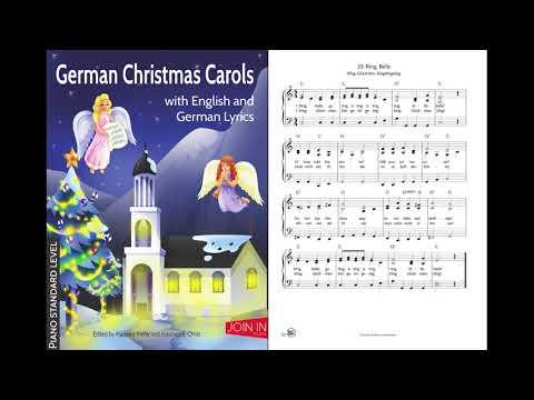 GERMAN CHRISTMAS CAROLS  No 25 Ring, Bells