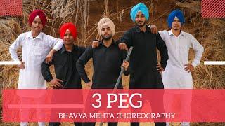 3 peg   bhangra   sharry mann   bandits
