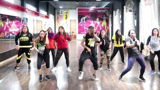 Sweet But Psycho By Ava Max / Zumba At Bintang Fitness ,Sangatta