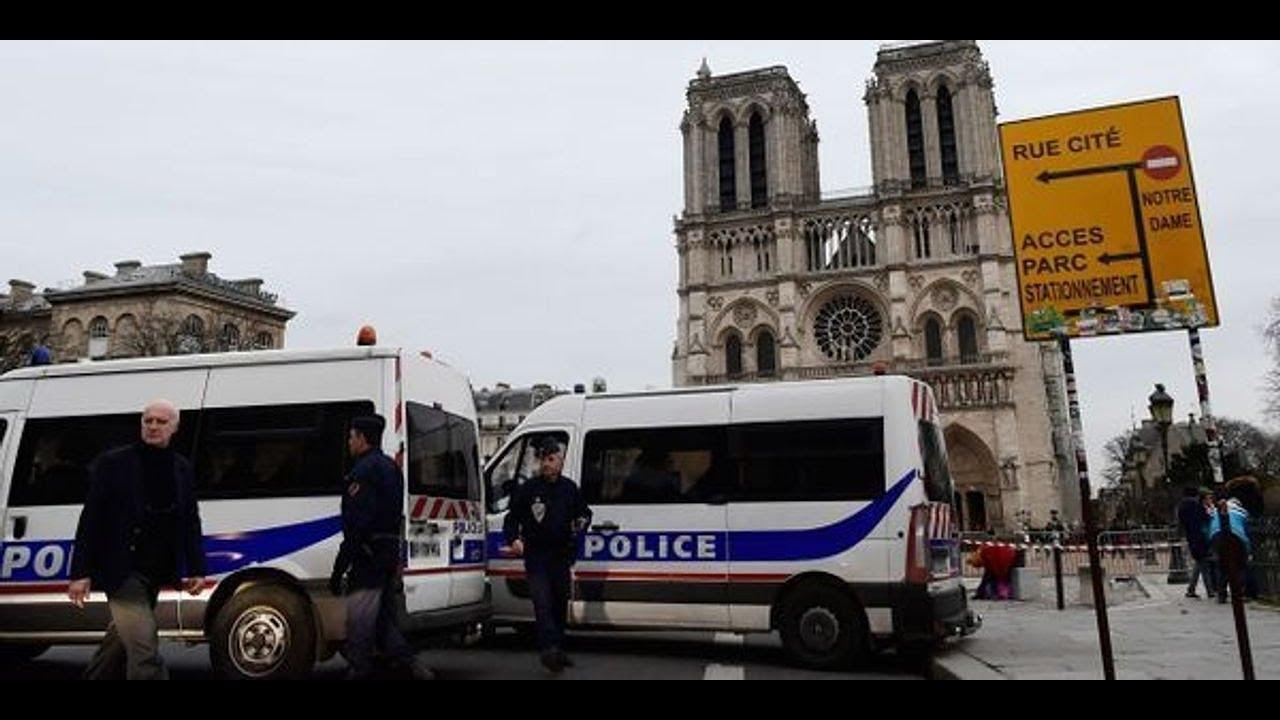 Notre Dame Attentat