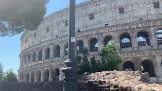 Heimkehr nach Europa, Tag 13: Rom bis Assisi