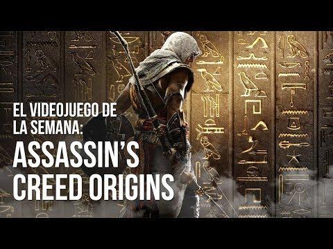 Assassin's Creed Origins Análisis / Review: ¿Un nuevo inicio para la franquicia?
