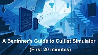 A Beginner's Guide to Cultist Simulator screenshot 3