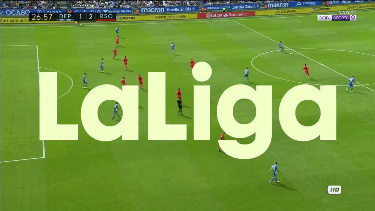 Deportivo La Coruna 1-2 Real Sociedad