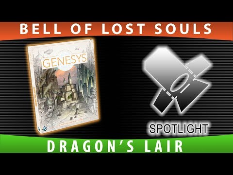 Tabletop Spotlight | Genesys Role Playing System