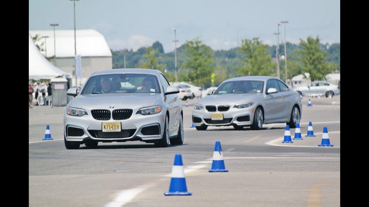 228i M Sport Autocross @ BMW UDE   YouTube
