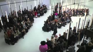 YANG LI AW16 WOMENSWEAR SHOW PARIS FASHION WEEK