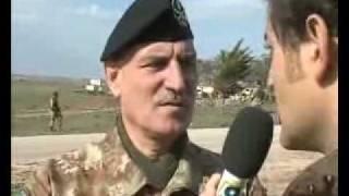 Italo-maltese Military Training Exercise Terraferma 2008