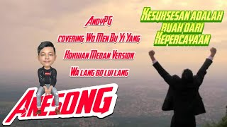 Wo Men BU YI YANG by Da Zhuang .Hokkian version Cover  lyric by AndyPG