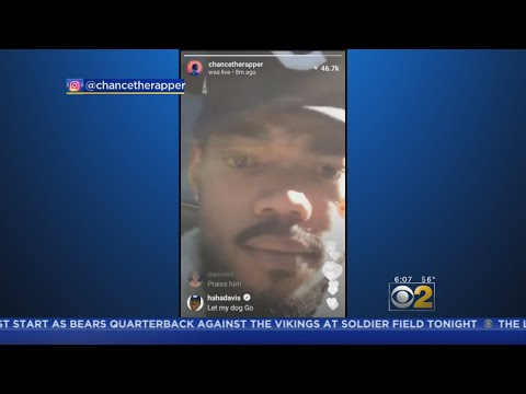Chance The Rapper Posts Live Video Of Traffic Stop