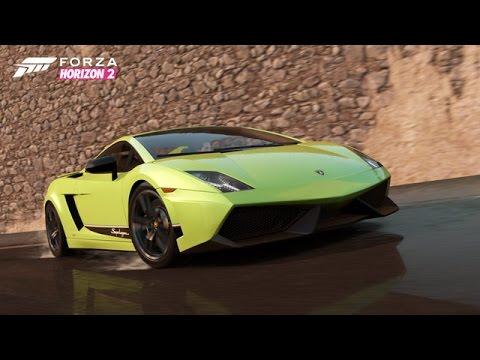 Free Lamborghini Gallardo Forza Horizon 2 Youtube