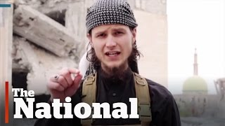 Canadian John Maguire appears in new ISIS video