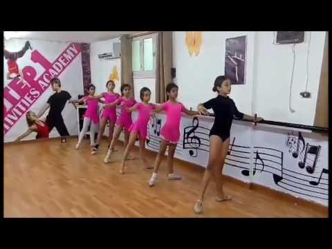 step.1 academy ballet class (level 6) part 3