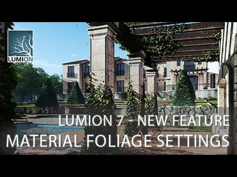 how to add materials in lumion