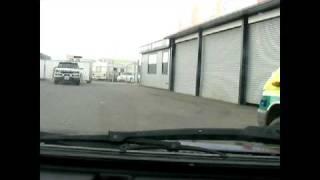Sierra GT Santa Pod RS Central Day