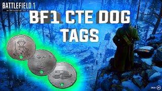 Three New BF1 CTE Dogtags | Battlefield 1 News & Updates