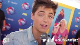 Asher Angel Teen Choice Awards *CHUEYTV*