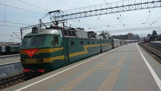 Скачать На России по России Скорый поезд 2 Москва Владивосток