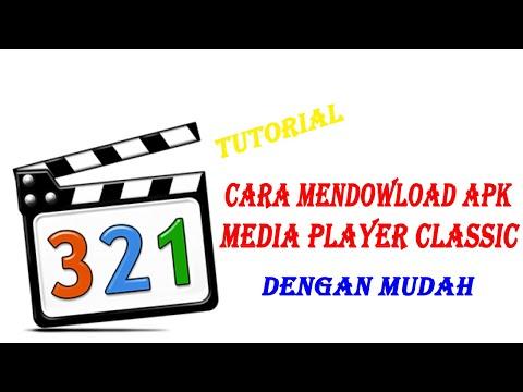 Cara Download Dan Instal  Media Player Classic Atau  (MPC)