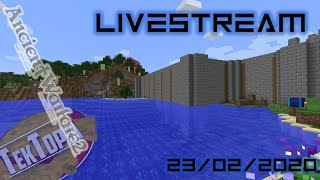 Tektopia Warfare - Live Stream - 23/02/20