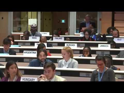 Fair Internship Initiative Statement at ForumHRDem