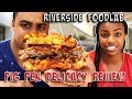 Riverside Food Lab Part 1 - Pig Pen Delicacy