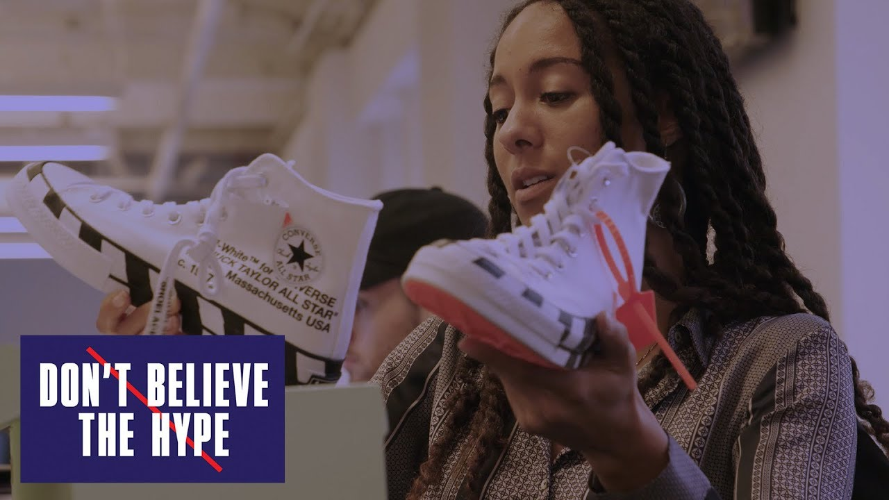Virgil's Off White x Converse Chuck 70: Don't Believe the Hype