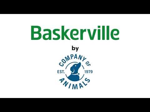 The Baskerville Ultra Muzzle   Custom Fit Dog Muzzle Features & Key Benefits