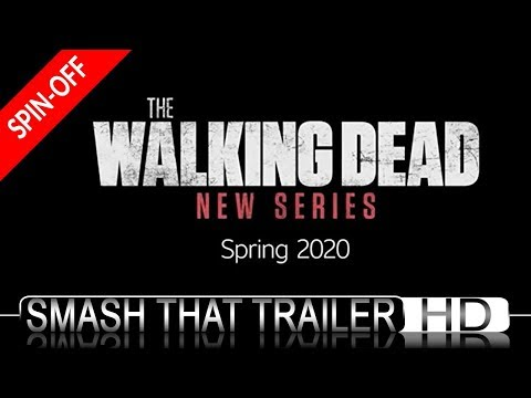 """The Walking Dead """"A New World"""" Spin-Off (2020)"""