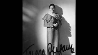 "Teresa Berganza sings ""Solo un pianto"""