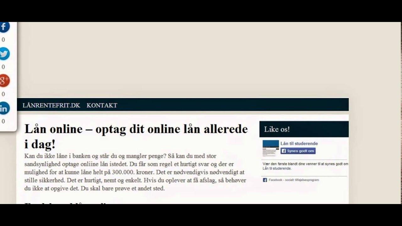 lån online