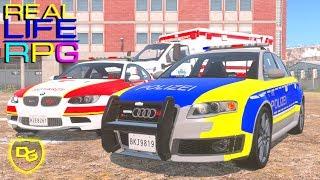 « HARTE ARBEIT! » - ArmA 3 ReallifeRPG #2  - Deutsch - ArmA3 Polizei