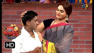 Raising Raju Performance | Jabardasth | 18th October 2018 | ETV  Telugu