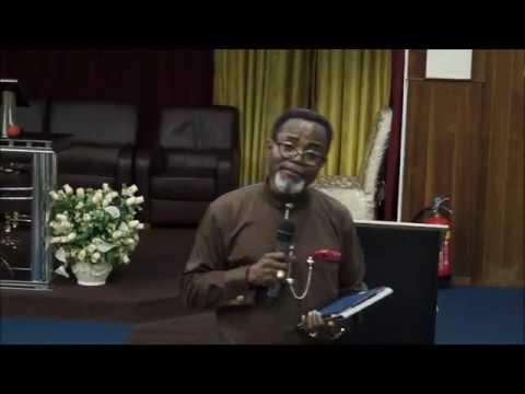 Apostle Doctor Samuel BONSU  -  Righteousness