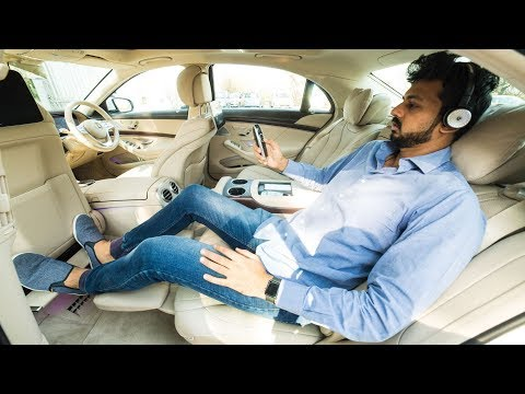 Mercedes S-Class Review (Part 1) - 100K Special | Faisal Khan