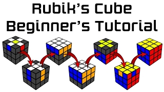 How to Solve the Rubik's Cube: An Easy Tutorial thumbnail