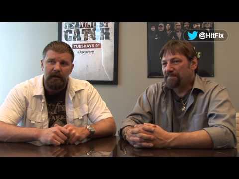 Deadliest Catch - Johnathan Hillstrand and Scott 'Jr' Campbell Interview